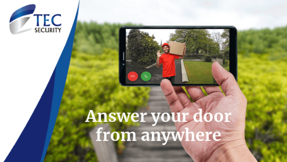 Answer Your Door from Anywhere