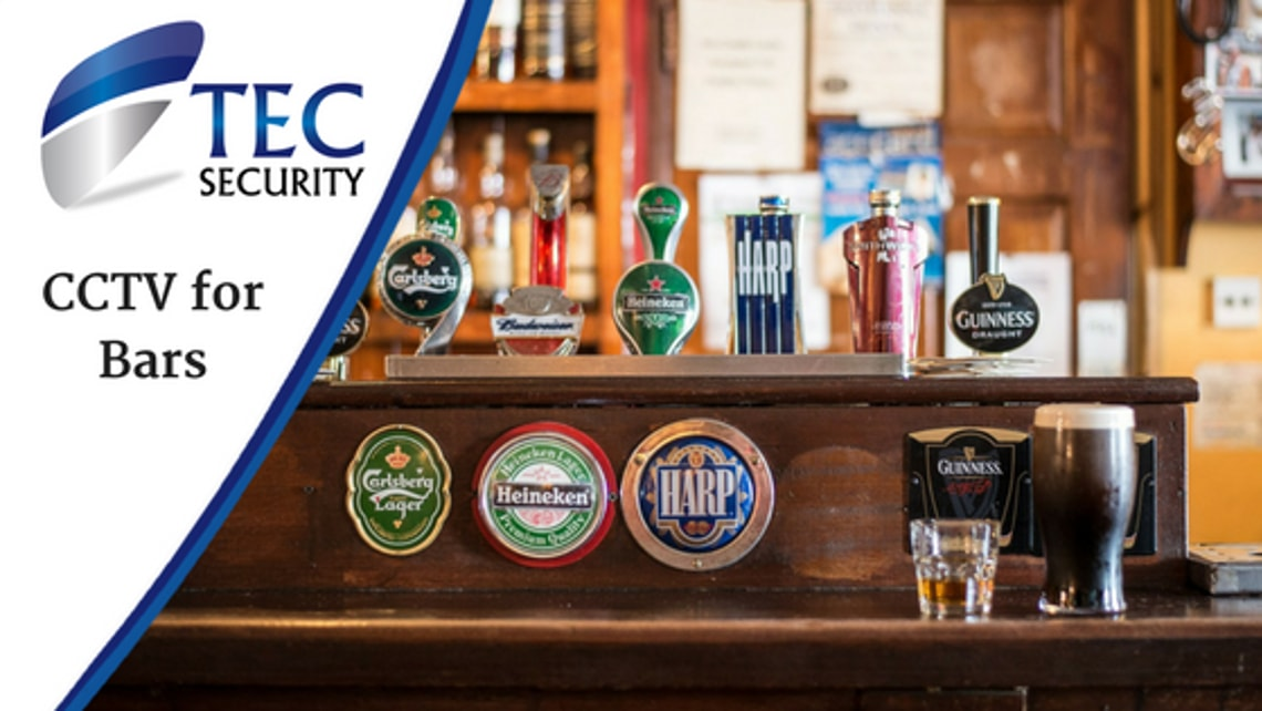 CCTV for Pubs & Nightclubs