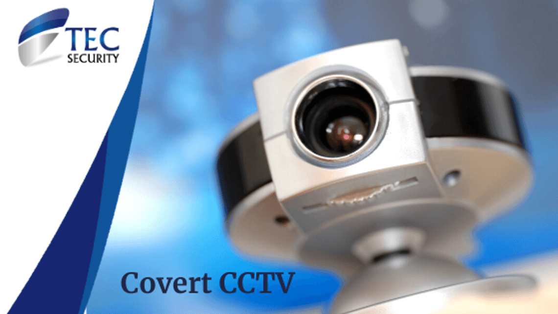 Covert CCTV in Action