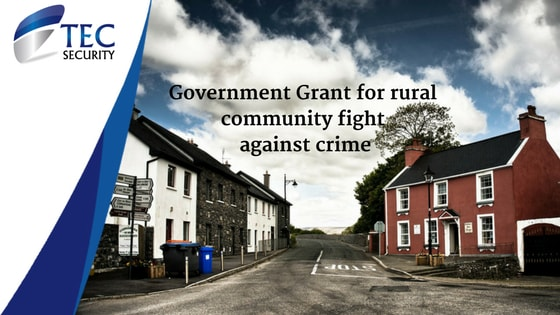 New Government Grant for Rural Communities in the Fight Against Crime