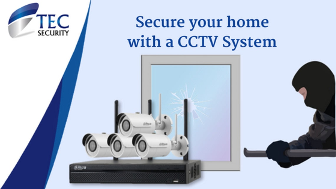 Secure your Home with a CCTV Security System
