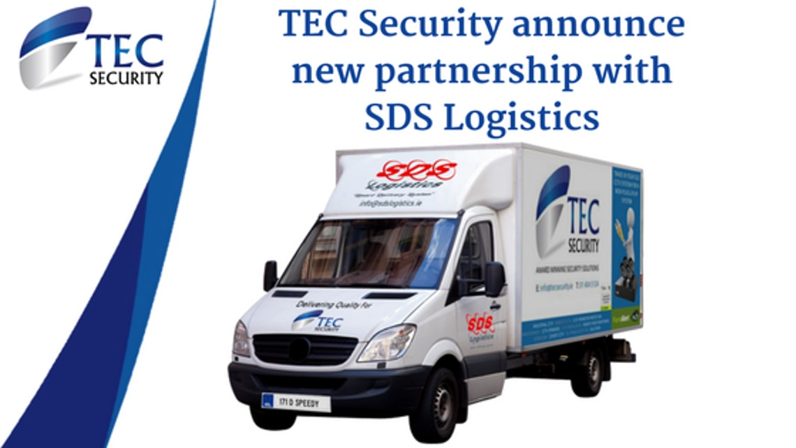 TEC Security Announce New Partnership with SDS Logistics