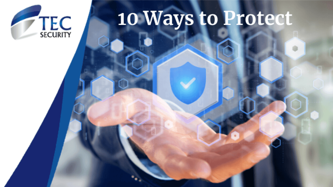 10 Ways to Protect Your Business