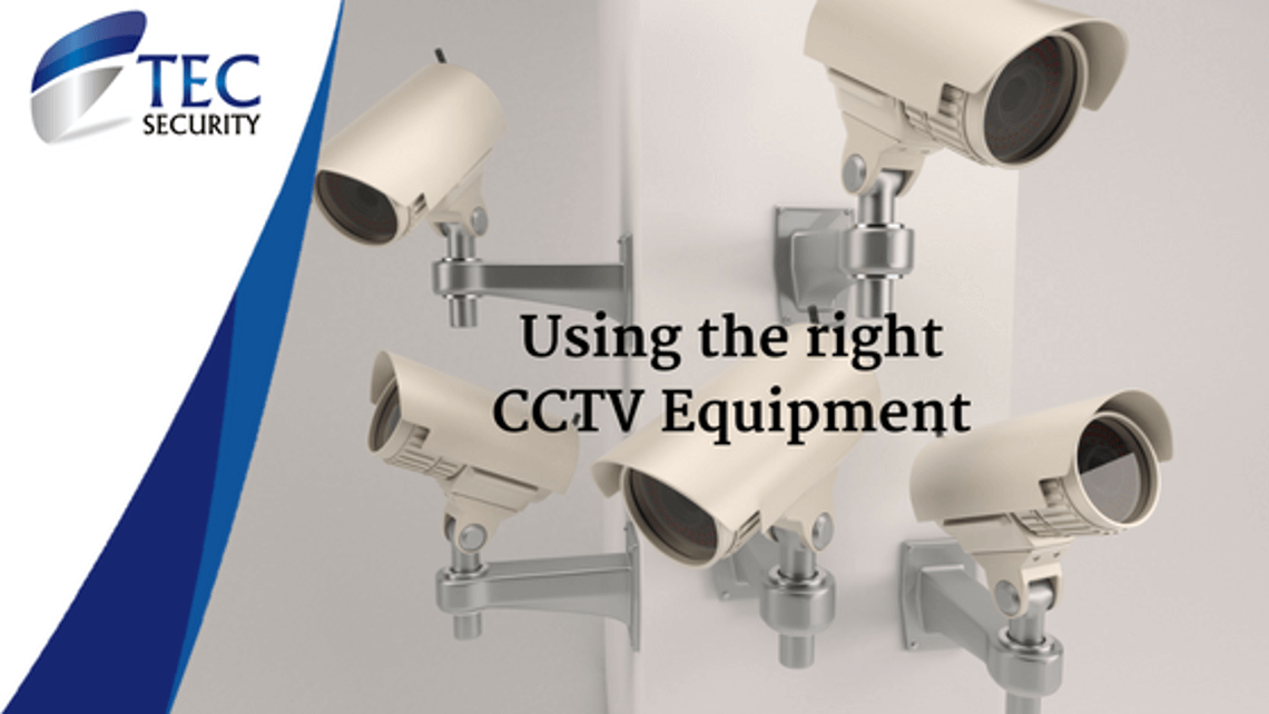 How to Select the Right CCTV Surveillance Cameras for Your Business